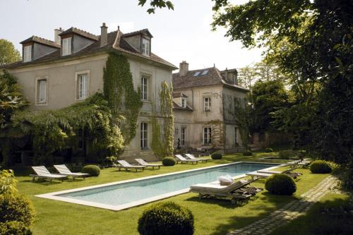 La Minotte B&B : Bed and Breakfast near Auteuil