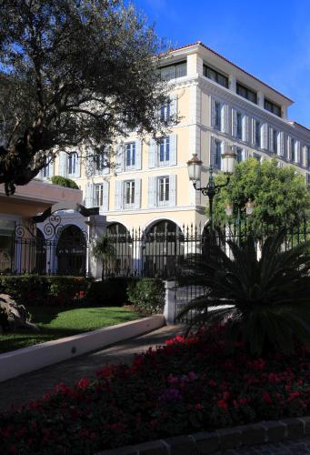 La Résidence de La Réserve : Apartment near Saint-Jean-Cap-Ferrat