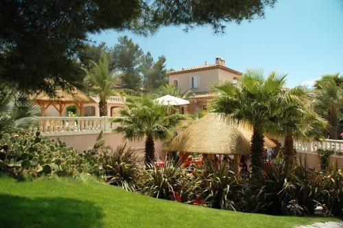 La Palmeraie des Calanques : Guest accommodation near Ensuès-la-Redonne