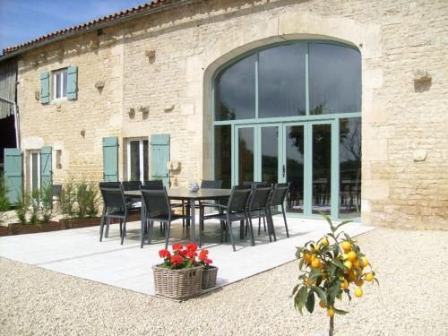 La Grange de Gournay : Bed and Breakfast near Lusseray