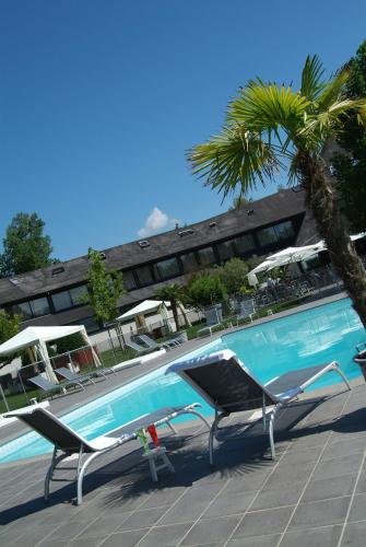 Quality Hotel Le Cervolan Chambéry - Voglans : Hotel near Chambéry