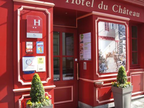 Hôtel du Château : Hotel near Saint-M'Hervé