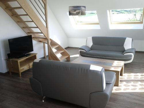 Appartement - Au Vieux Moulin : Apartment near Landrethun-le-Nord