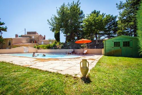 La Bastide Ferreol : Guest accommodation near Saint-Martin-de-la-Brasque