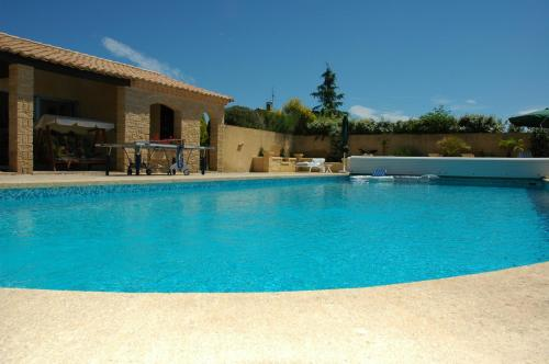 La Bastide Eden : Bed and Breakfast near Pougnadoresse
