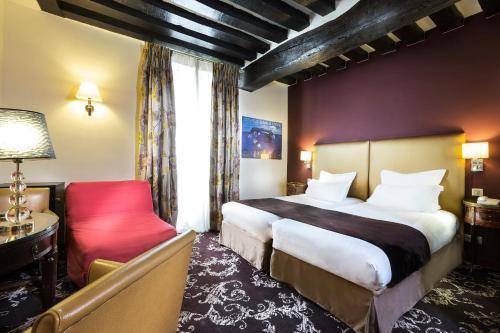 Crystal Hotel : Hotel near Paris 6e Arrondissement