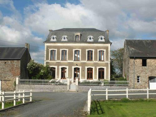 La Bucaille : Bed and Breakfast near Vidouville