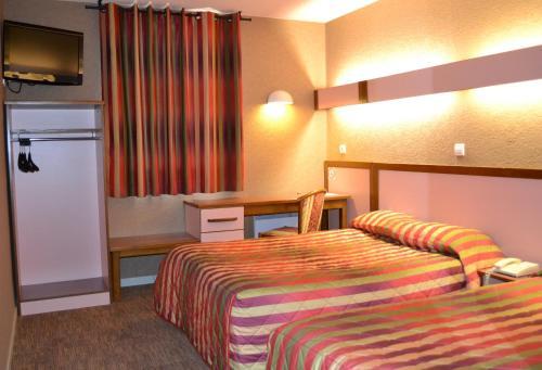 Hotel Siatel Chateaufarine : Hotel near Lizine