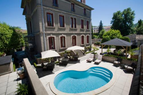 La Villa de Mazamet : Bed and Breakfast near Les Martys