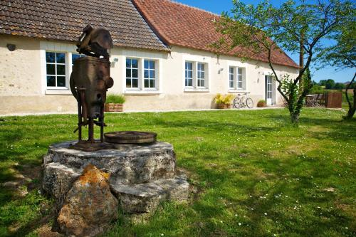 Domaine de Matounet : Guest accommodation near Paulnay