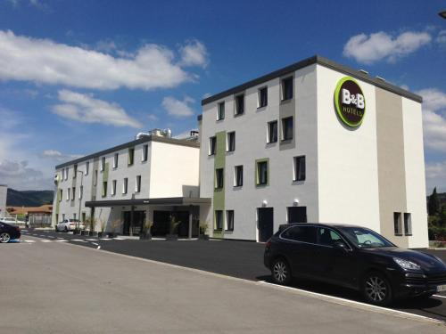 B&B Hôtel Aubenas : Hotel near Lussas
