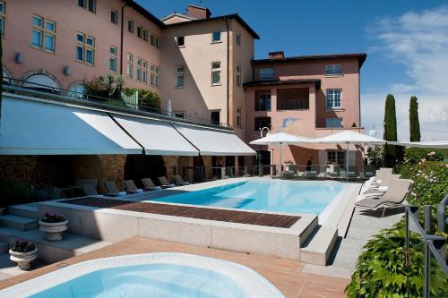 Villa Florentine : Hotel near Lyon 5e Arrondissement