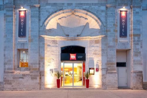 ibis La Rochelle Vieux Port : Hotel near Périgny
