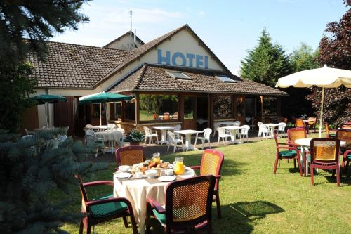 Comfort Hotel Pithiviers : Hotel near Aulnay-la-Rivière