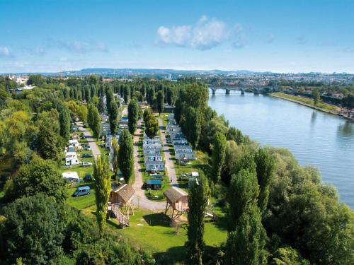 Camping International de Maisons-Laffitte : Guest accommodation near Houilles
