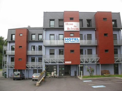 Home du Buisson : Hotel near Flavignac