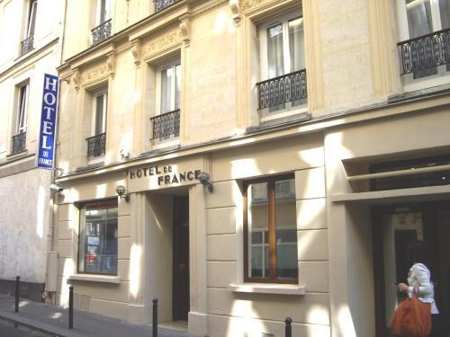 Hotel de France - Gare de l'Est : Hotel near Paris 10e Arrondissement