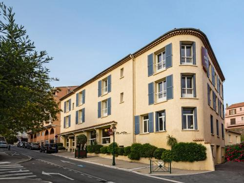 Matisse Hotel : Hotel near Sainte-Maxime