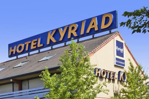 Kyriad Hotel Rungis Orly : Hotel near Bourg-la-Reine