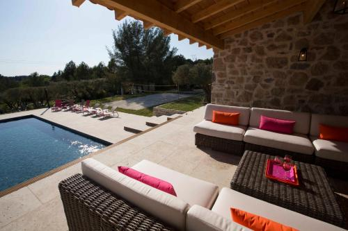 Mas des Avelines : Guest accommodation near Le Castellet