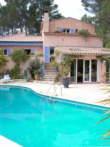 B&B Le Garric : Bed and Breakfast near Poulx
