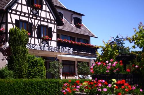 Hostellerie Reeb : Hotel near Westhouse-Marmoutier