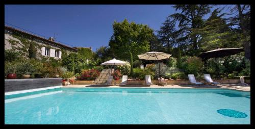 Domaine du Moment : Guest accommodation near Airoux