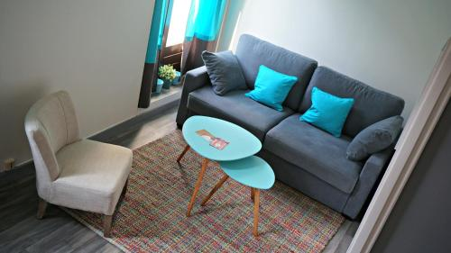 Little Suite - Stanislas : Apartment near Santes