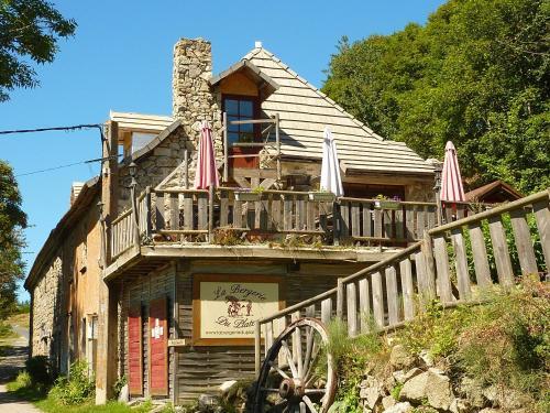 La Bergerie du Plateau : Guest accommodation near Cellier-du-Luc