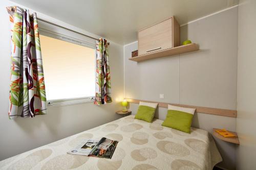 Camping la Sousta**** : Guest accommodation near Fournès