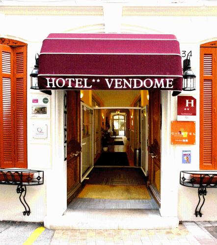 Hotel Vendome : Hotel near Salon-de-Provence