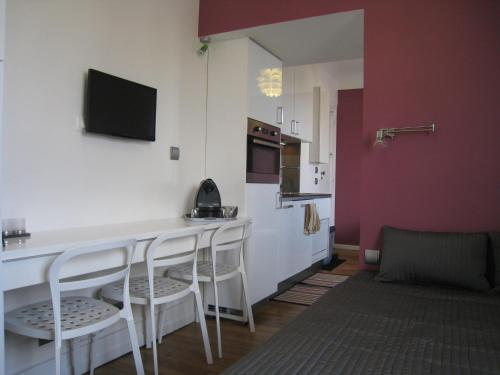 At Home in Paris : Apartment near Boulogne-Billancourt