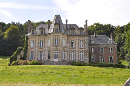 Le Château de la Caloterie : Bed and Breakfast near La Calotterie