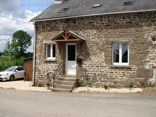 La Cachette : Guest accommodation near Chailland