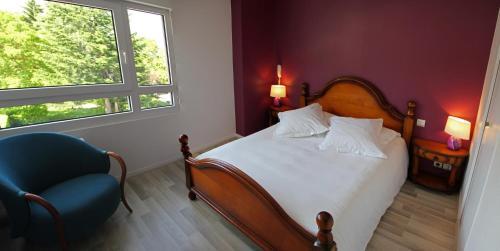 Beau Rivage : Hotel near Saint-Aupre