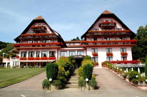 Hôtel Restaurant Des Vosges : Hotel near Saint-Nabor