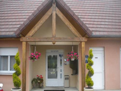 Europe Hotel : Motel near Beaurepaire-en-Bresse