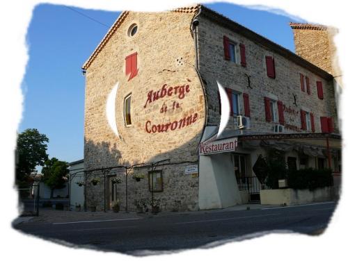 Auberge de la Couronne : Hotel near Saint-Genest-de-Beauzon