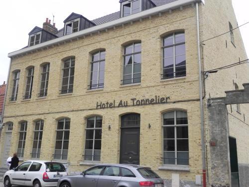 Au Tonnelier : Hotel near Bierne