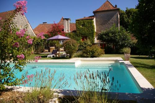 Chambres d'Hôtes Clos du Mas de Bastide : Bed and Breakfast near Parnac