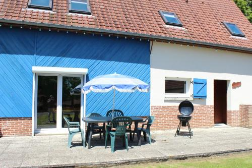 Gites aux oiseaux : Guest accommodation near Mons-Boubert