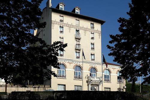Hôtel-Club Cosmos : Hotel near Damblain