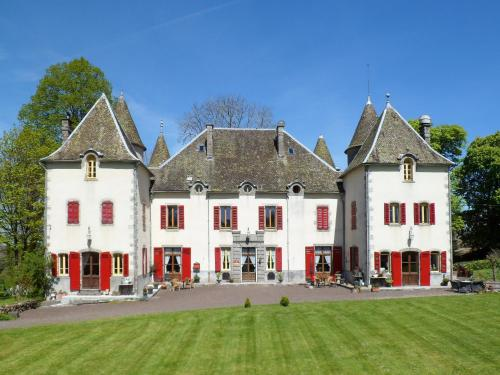 Chateau De Chazelles : Bed and Breakfast near Bourg-Lastic