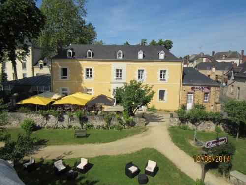 Le Brillet-Pontin : Hotel near Taillis