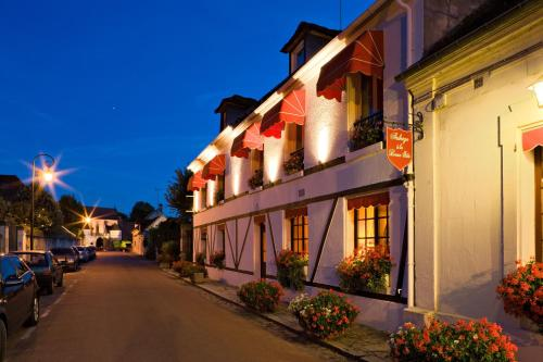 Auberge A La Bonne Idée : Hotel near Retheuil