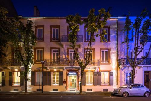 Arverna Citotel Vichy : Hotel near Saint-Priest-Bramefant