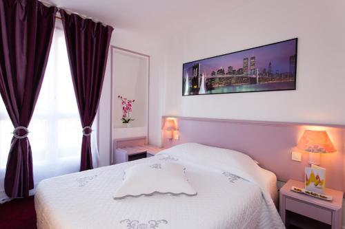 Hotel Le Beffroi : Hotel near Houdan