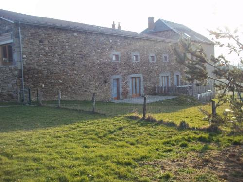 Gites : Guest accommodation near Espinasse