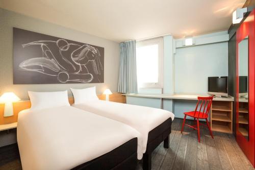 ibis Paris Gennevilliers : Hotel near Colombes