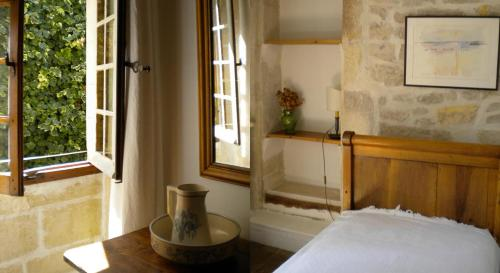 Bed and Art : Bed and Breakfast near Montpezat
